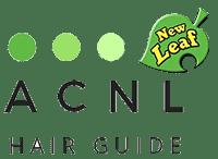 ACNL Hair Guide logo