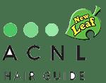 ACNL Hair Gude New Leaf Logo