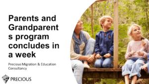 Canada concludes 2020 Parents & Grandparents sponsors lottery